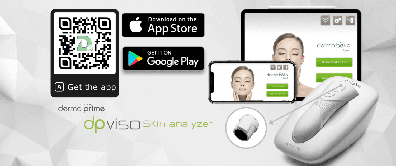SKIN ANALYZER MAKER : CHOWIS | SKIN ANALYZER