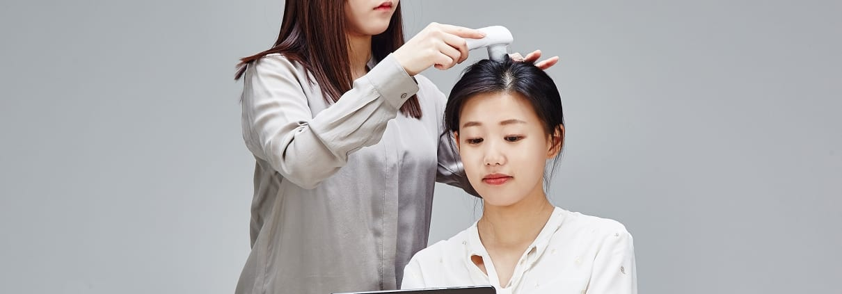 Professional Hair and Scalp Analyzers