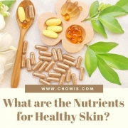 Nutrients for Healthy Skin