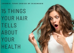 15 Things Your Hair Tells About Your Health